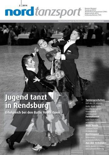 Tanzspiegel - Deutscher Tanzsportverband eV