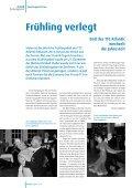 Tanzspiegel - Deutscher Tanzsportverband eV - Page 2