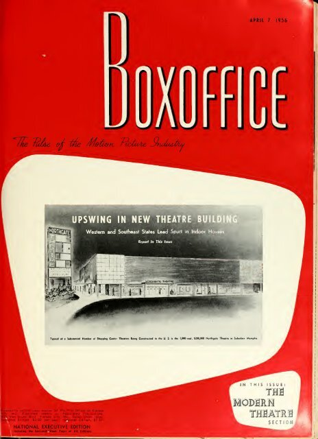 Boxoffice April071956