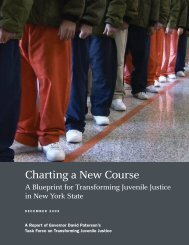 Charting a New Course - New York State Senate