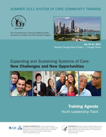 View the Youth Leadership Track Agenda(PDF) - Technical ...