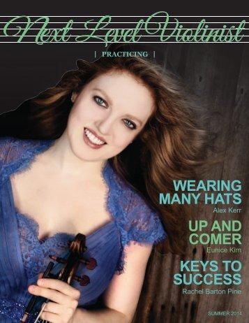 Next Level Violinist Practicing Issue
