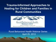 Download the presentation slides - Technical Assistance Partnership