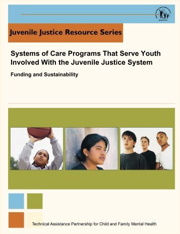 Systems of Care Programs That Serve Youth Involved - Technical ...