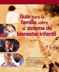 Guía para la familia - Technical Assistance Partnership