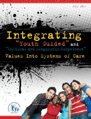 """""""Youth Guided""""and - Technical Assistance Partnership"""