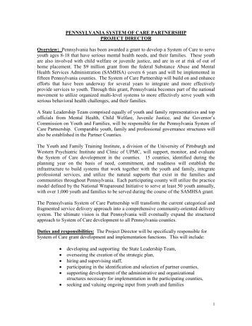 Sample Statewide Family Organization Job Description Pdf