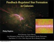 Feedback - TAPIR Group at Caltech