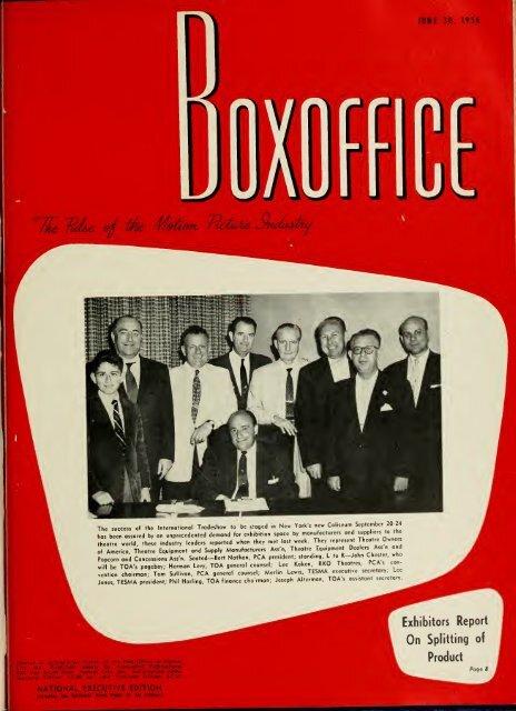 Boxoffice June301956