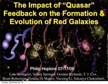 Quasar - Tapir