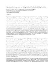 High Strain Rate Compression and Sliding Friction of Wood ... - tappi
