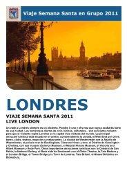 londres viaje semana santa 2011 live london - Viajes Tarannà