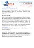 45.TARK 2011 SPONSORLUK DOSYASI - TARD - Page 4