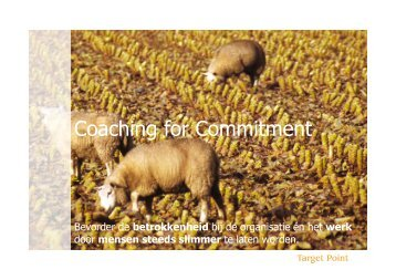 Coaching for Commitment - Target Point