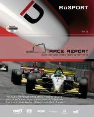 race report 2006 San Jose Grand Prix/Round 9 of 14 - Targus