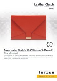 Leather Clutch for 13.3