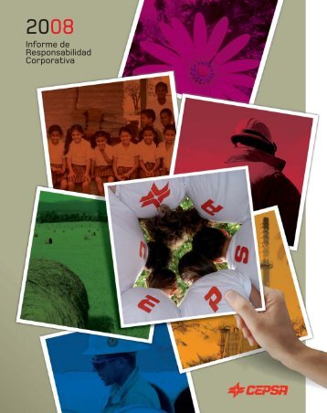 Informe responsabilidad 2008 (pdf; 6,76 MB) - Cepsa