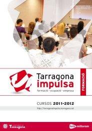 CURSOS 201 1-2012 - Ajuntament de Tarragona