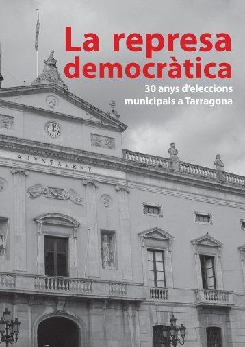 30 anys d'eleccions municipals a Tarragona - Ajuntament de ...