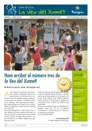 Número 3 - juliol 2010 - Ajuntament de Tarragona