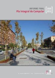 Tarragona - Campclar - e-Catalunya - Generalitat de Catalunya