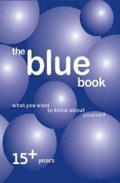 The Blue Book - TARSHI