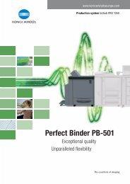 Perfect Binder PB-501