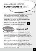 kaitse end seksuaalsel teel levivate nakkuste eest! - Eesti Haigekassa - Page 2
