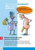 kaitse end seksuaalsel teel levivate nakkuste eest! - Eesti Haigekassa - Page 3
