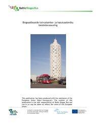 Biogaasibusside tutvustamise ja kasutuselevõtu uuring - Tartu