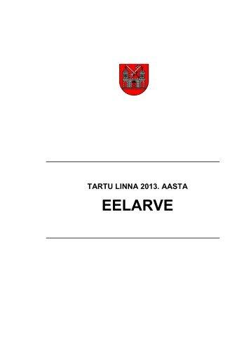 EELARVE - Tartu