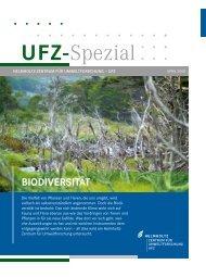 UFZ-Spezial: Biodiversität