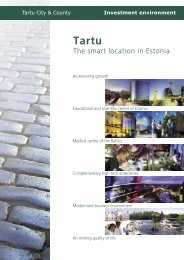 SMART location 2a Silver - Tartu