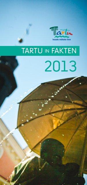 Tartu in Fakten 2013 (pdf)