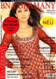 BNA Germany Oktober 2010 - TEASER