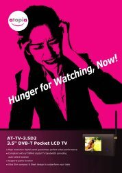 Hunger for Watching, Now!
