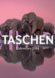 Calendars 2014 - Taschen
