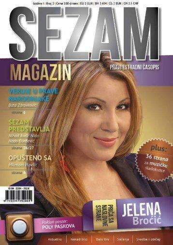 Sezam magazin - broj 2