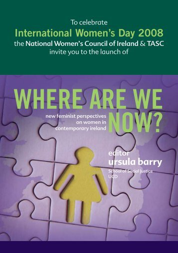 WHERE ARE WE NOW? - Tasc