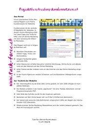 PDF-Datei - Walser Organisation