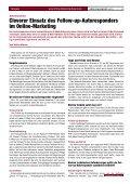 Cleverer Einsatz des Follow-up-Autoresponders im Online-Marketing - Seite 2