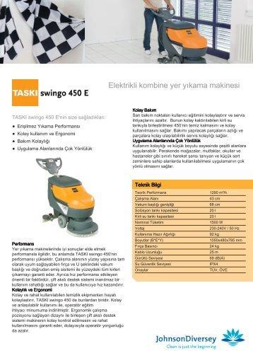 swingo 450 E - Taski