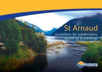 St Arnaud - Tasman District Council