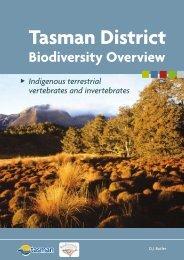 Biodiversity Overview - Tasman District Council