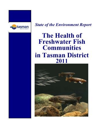 State of the Environment Report 2011 - Freshwater Fish