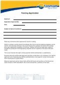 Fencing Application Property adjoining Council land - Page 2