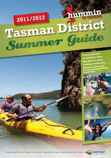 Motueka - Tasman District Council