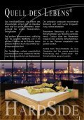 Hardside Katalog - Tasso Wasserbetten - Seite 3