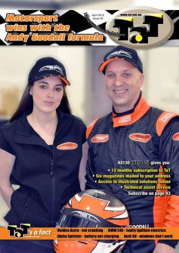Here - TAT - The Automotive Technician