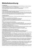 Bibliotheksordnung - Seite 3